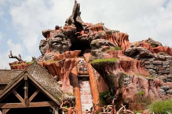 Melhores brinquedos do Parque Disney Magic Kingdom 1