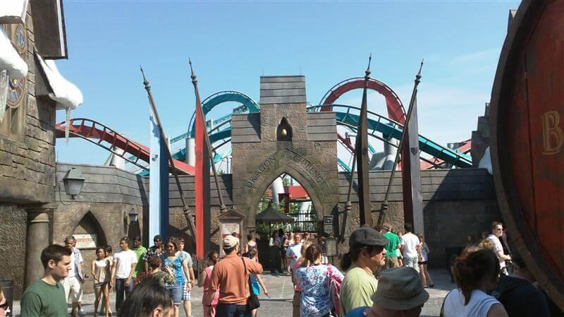 Parque Mundo do Harry Potter em Orlando: atrações