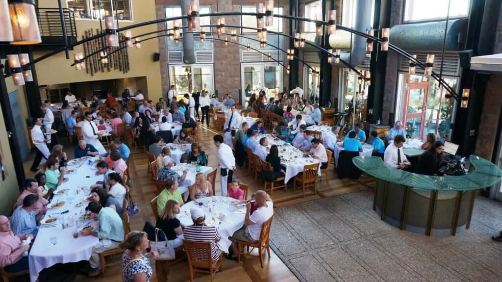 CityWalk Universal em Orlando: restaurante Emeril's