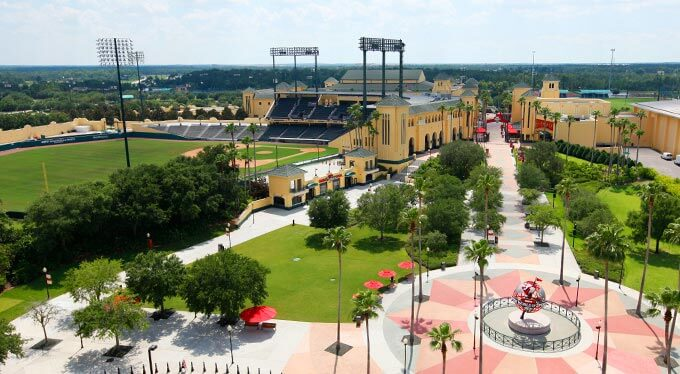 Parque ESPN na Disney Orlando: ESPN Wide World of Sports Orlando