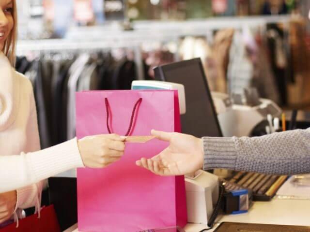 Impostos e taxas em compras em Orlando