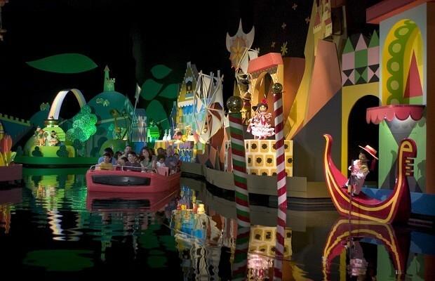 Melhores brinquedos do parque Disney Magic Kingdom: It's a Small World