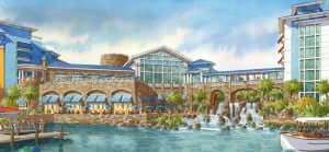 Hotéis da Universal em Orlando: Loews Sapphire Falls