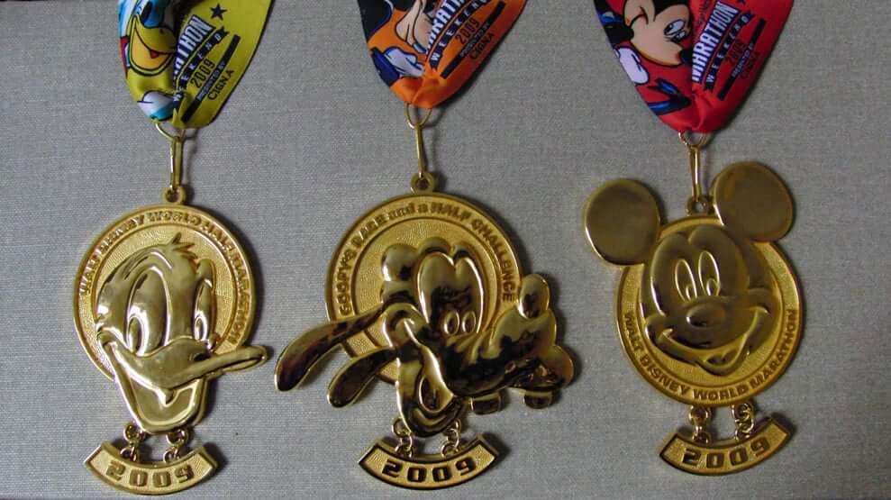 Corridas e maratonas da Disney em Orlando: Desafio do Pateta