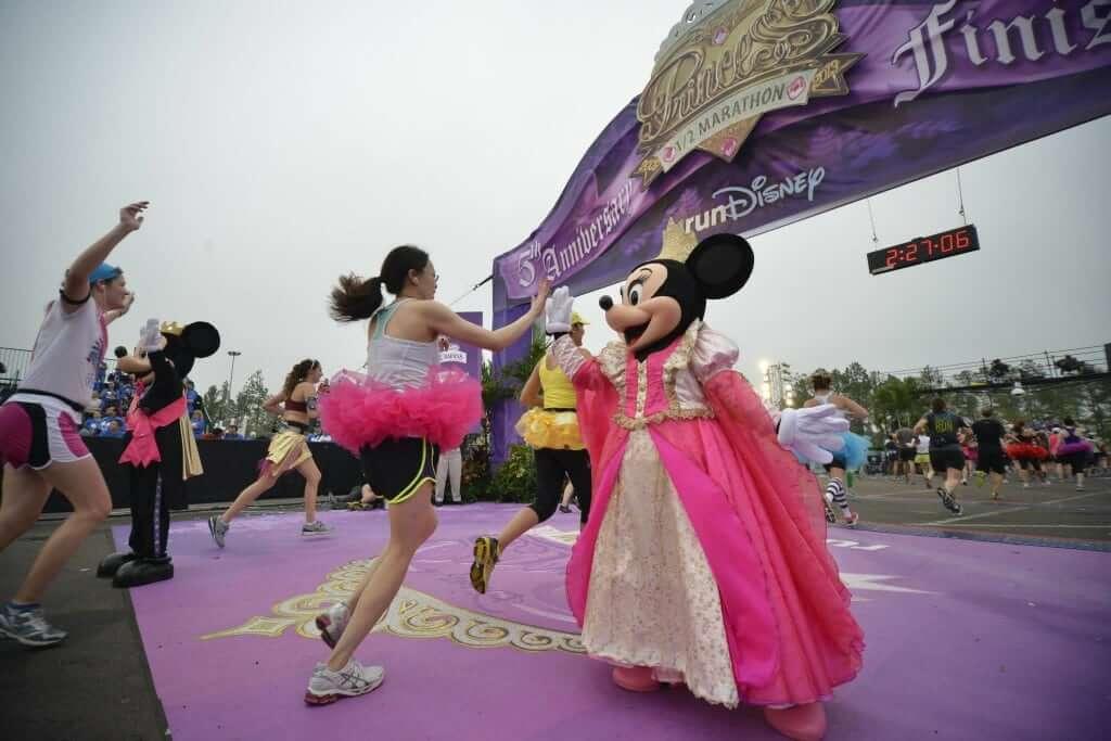 Corridas e maratonas da Disney em Orlando: Meia Maratona Princesa Disney