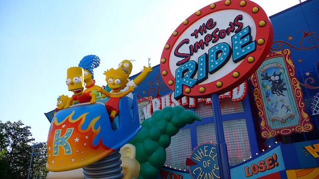 Pontos turísticos de Orlando: Universal Studios
