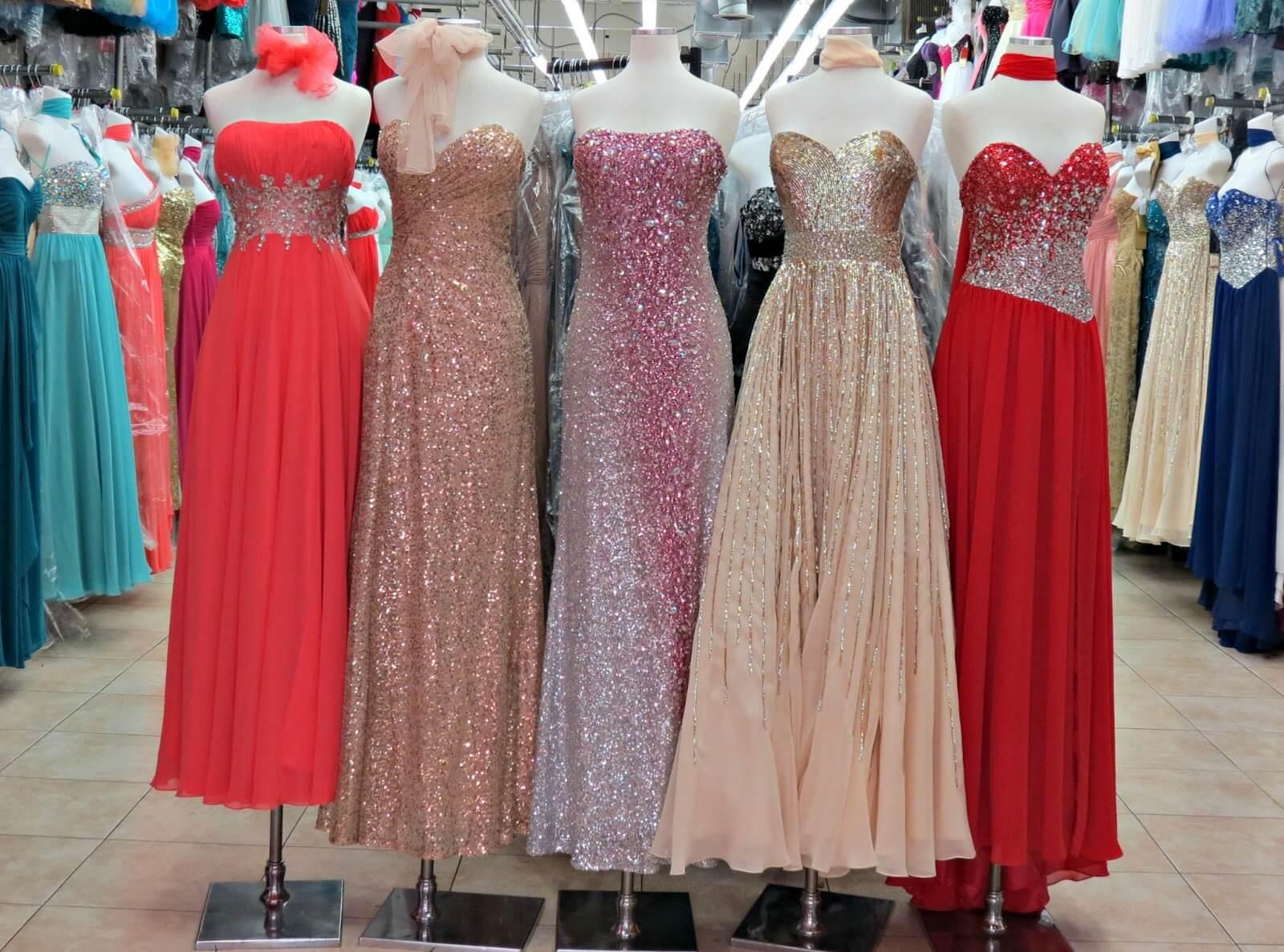 94567c946e Onde comprar vestidos de festa em Orlando