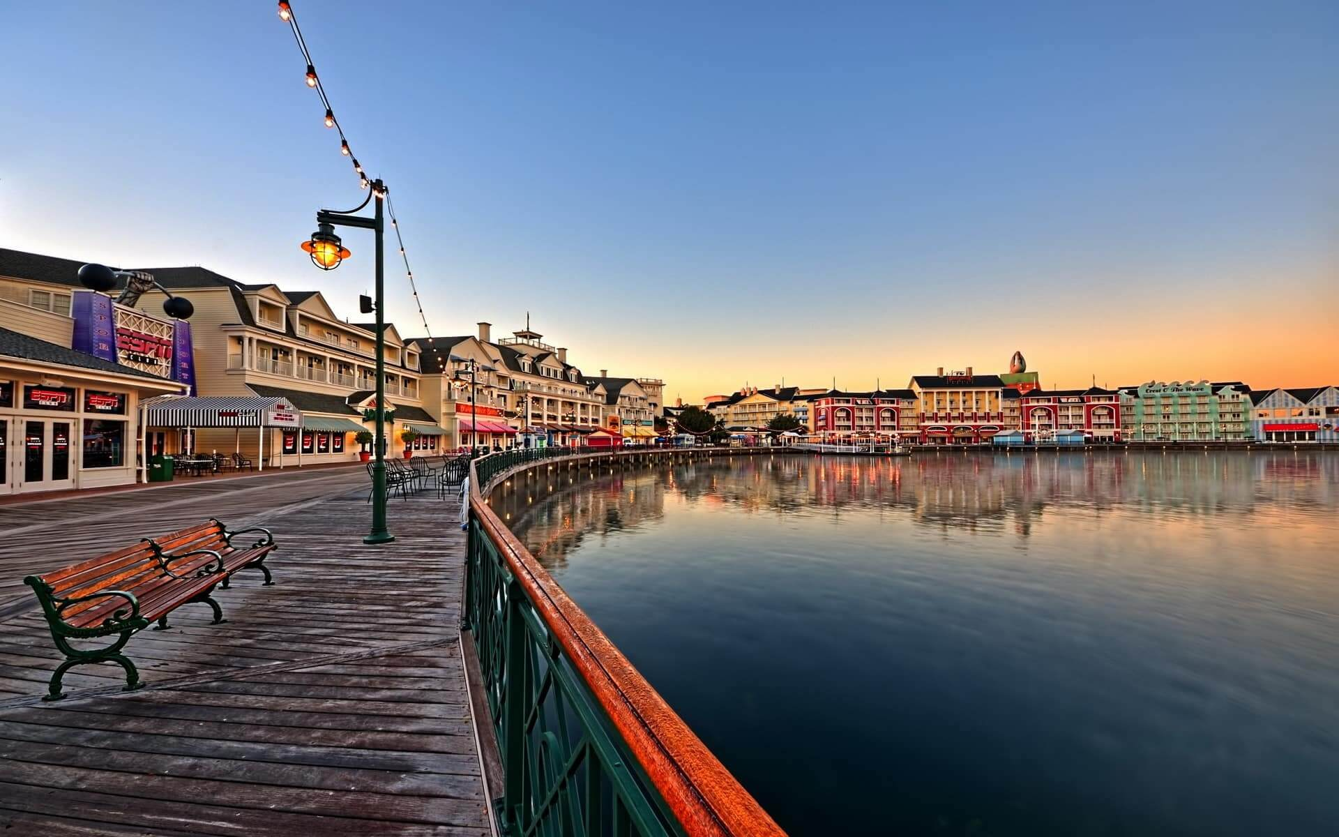 Disney's Boardwalk em Orlando 3