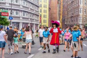 Curiosidades da Disney World Orlando: Capitão Gancho