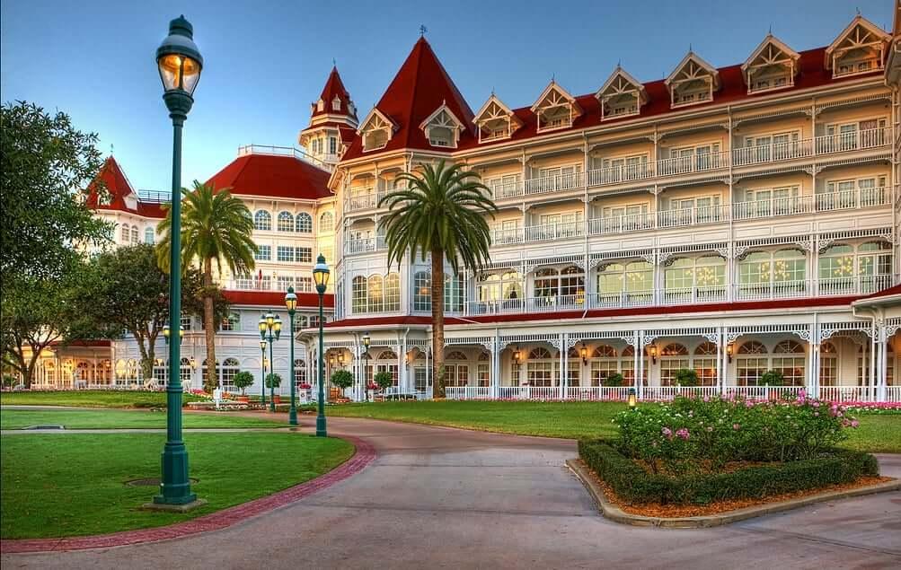 Hotéis de luxo em Orlando: Disney's Grand Floridian Resort & Spa Orlando