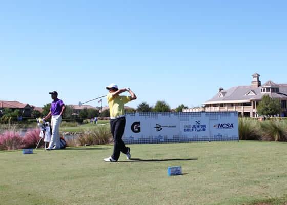 Eagle Creek Golf Club em Orlando: campo de golfe