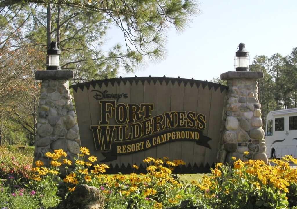 Escape to Walt's Wilderness na Disney Orlando: entrada