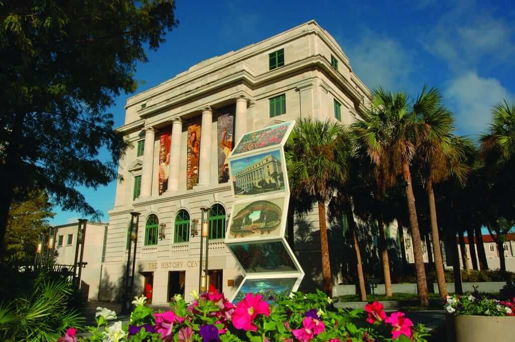 Museu Orange County History Center em Orlando
