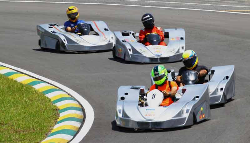 Orlando Kart Center em Orlando