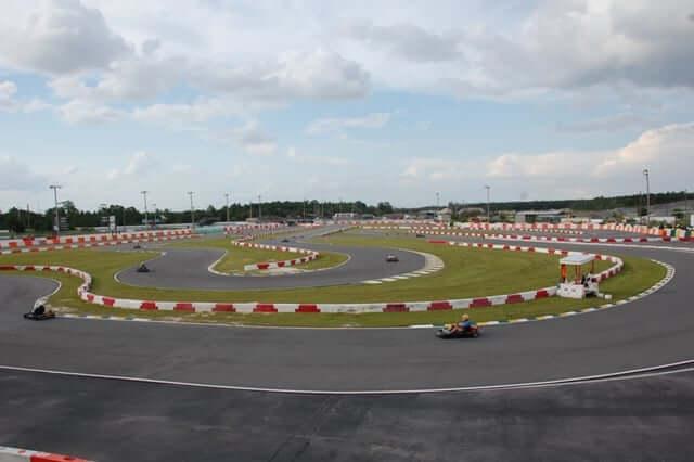 Orlando Kart Center em Orlando: pista de kart