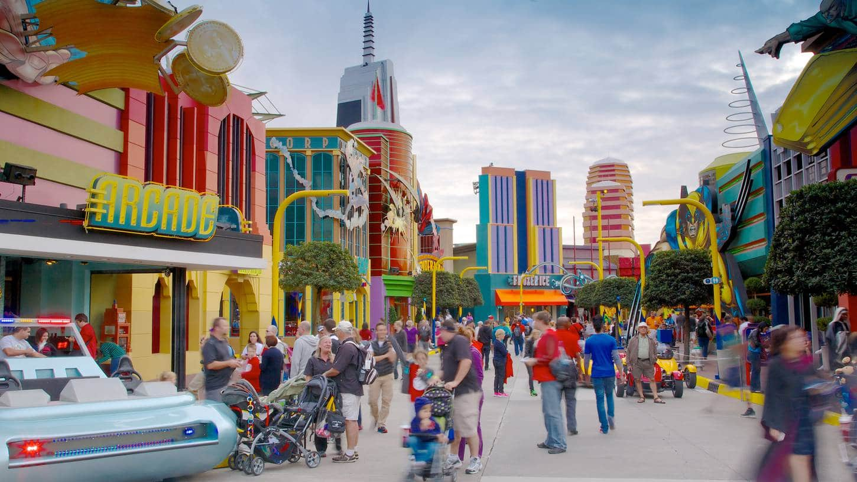Meses de alta temporada em Orlando: fevereiro