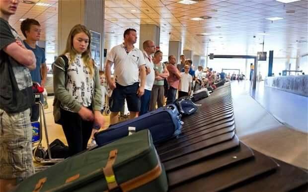 Peso e quantas malas levar para Orlando 1