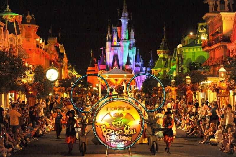 Dicas de Orlando e da Disney: Disney Halloween Parade