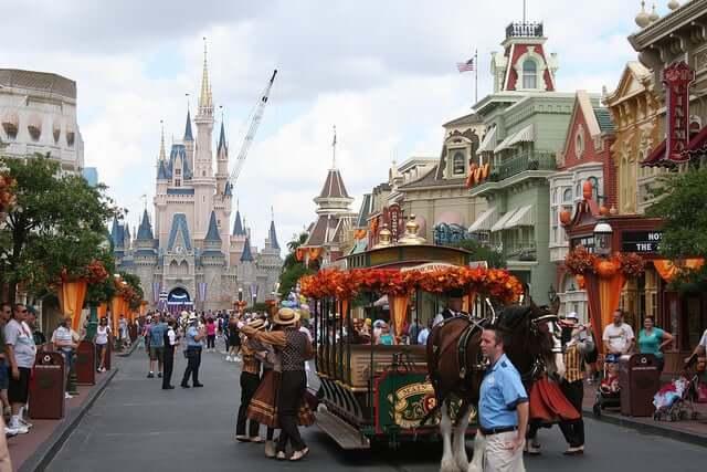 Meses de alta temporada em Orlando: dezembro na Disney