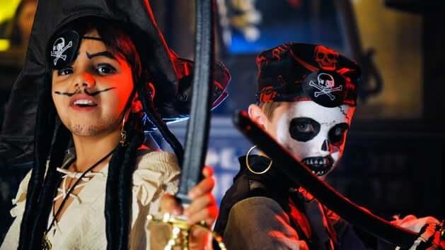 The Pirates League no Disney Magic Kingdom Orlando