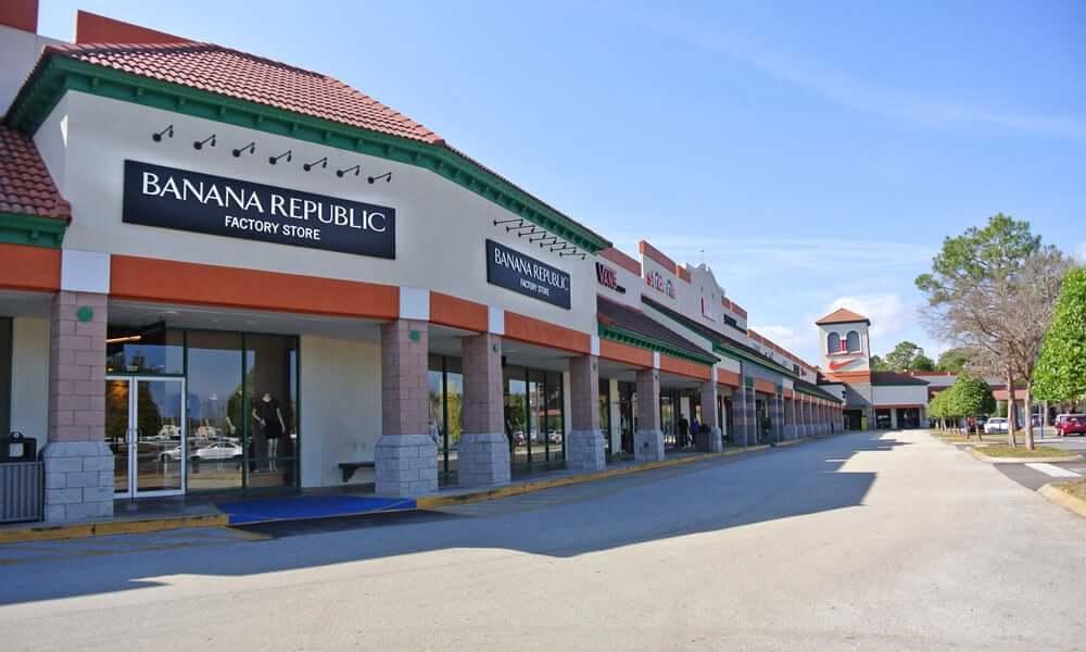 Outlet Premium St. Augustine na Flórida 1