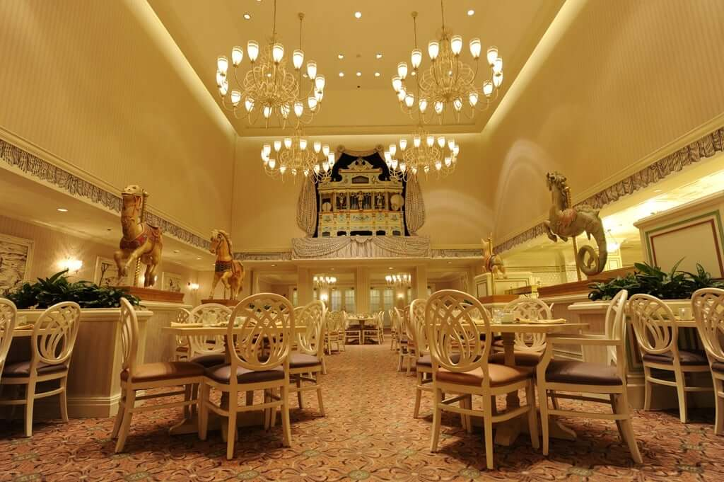Restaurante 1900 Park Fare da Disney Orlando: Cinderella's Happily Ever After Dinner