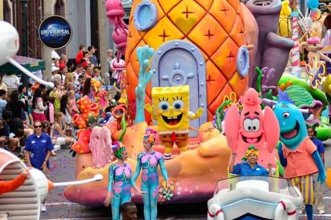 Universal's Superstar Parade em Orlando 1