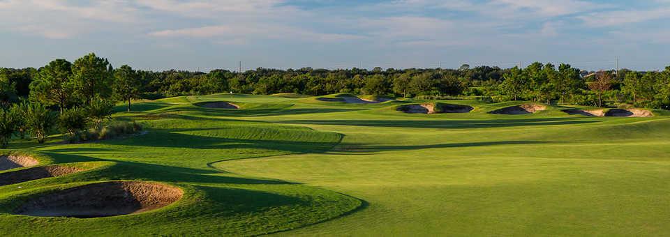 Eagle Creek Golf Club em Orlando