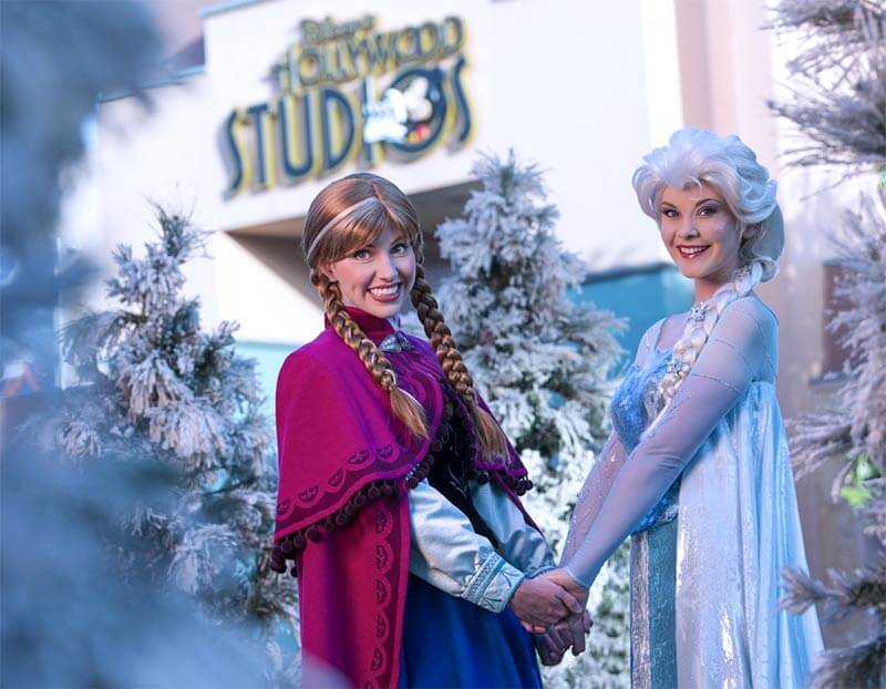 Frozen Summer Fun na Disney em Orlando: parque Hollywood Studios