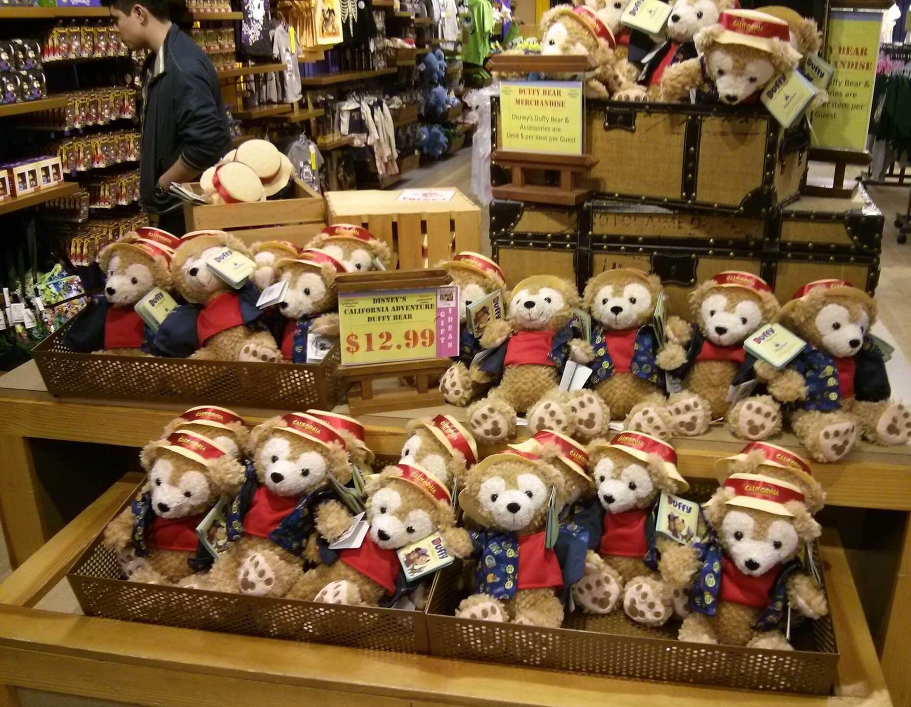 Lojas de souvenirs e presentes em Orlando: loja Disney's Character Warehouse