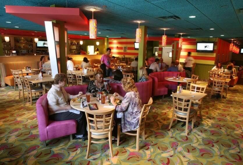 Church Street Station em Orlando: restaurante