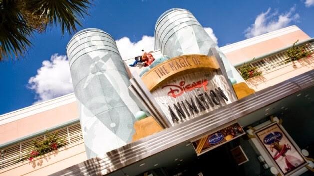 Os Incríveis no Disney Hollywood Studios Orlando: The Magic of Disney Animation