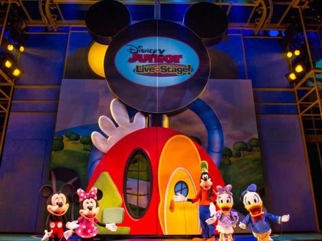 Show Disney Junior Live on Stage em Orlando