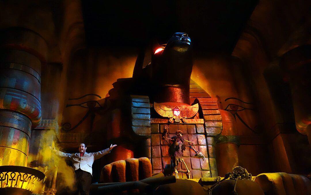 The Great Movie Ride no Disney Hollywood Studios Orlando
