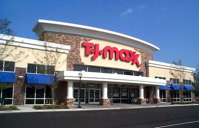 Lojas Marshalls, Ross e T.J.Maxx em Orlando: loja T.J.Maxx