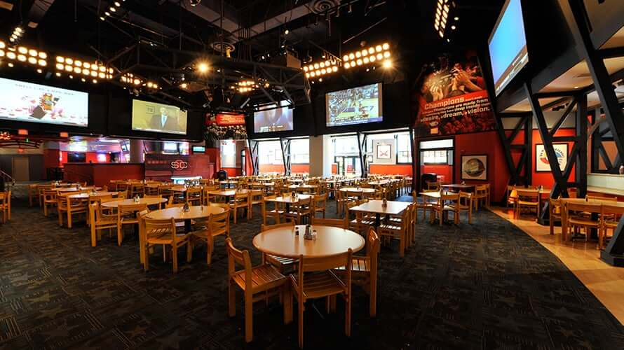 Parque da ESPN: ESPN Wide World of Sports Grill