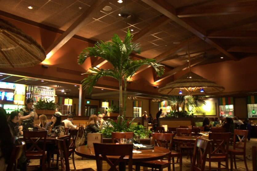 Altamonte Mall Shopping em Orlando: Bahama Breeze