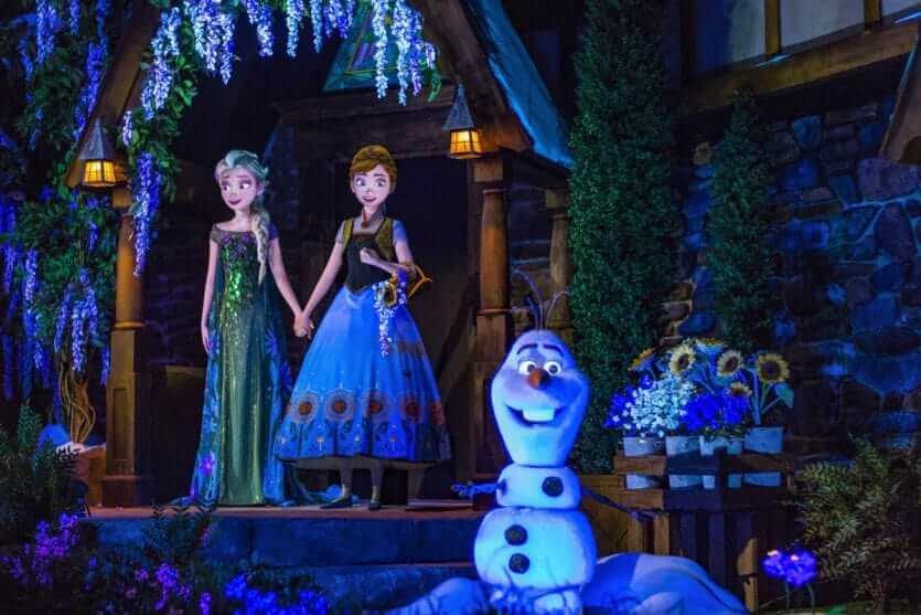Novidades na Disney e Orlando em 2016: Frozen Ever After