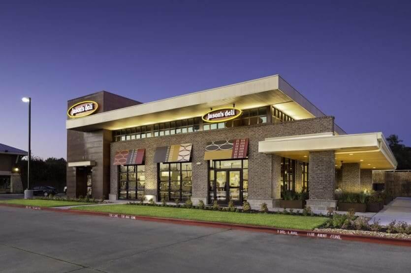 Restaurantes bons e baratos em Orlando: Jason's Deli