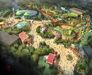 Novidades na Disney e Orlando em 2016: Toy Story Land