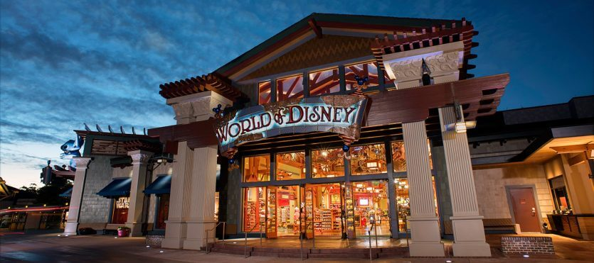 Disney Springs Orlando: World of Disney