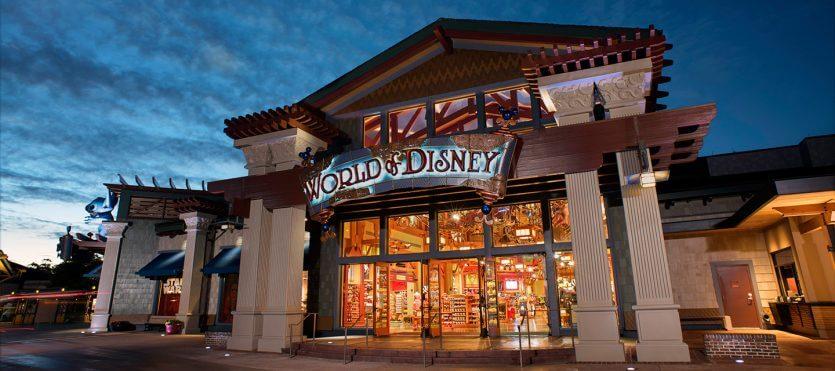 Disney Springs Orlando: World of Disney