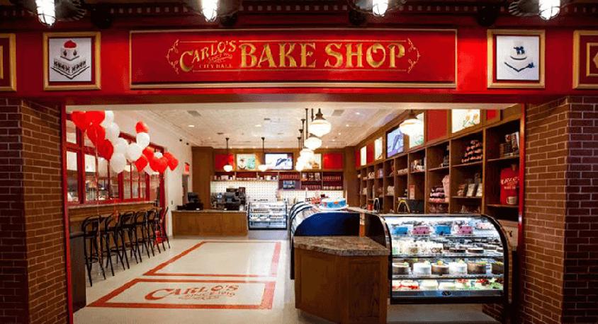 Novidades na Disney e Orlando em 2016: Carlo's Bakery