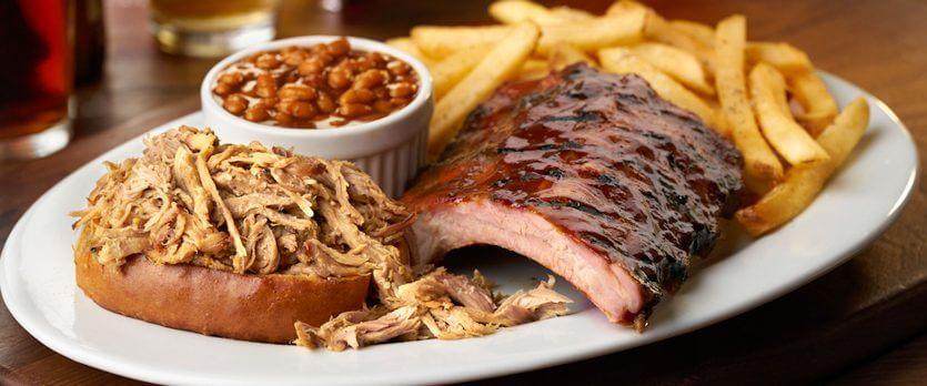 Restaurantes bons e baratos em Orlando: Smoke Bones