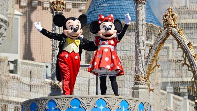 Ingressos da Disney Orlando aumentarão em março de 2018