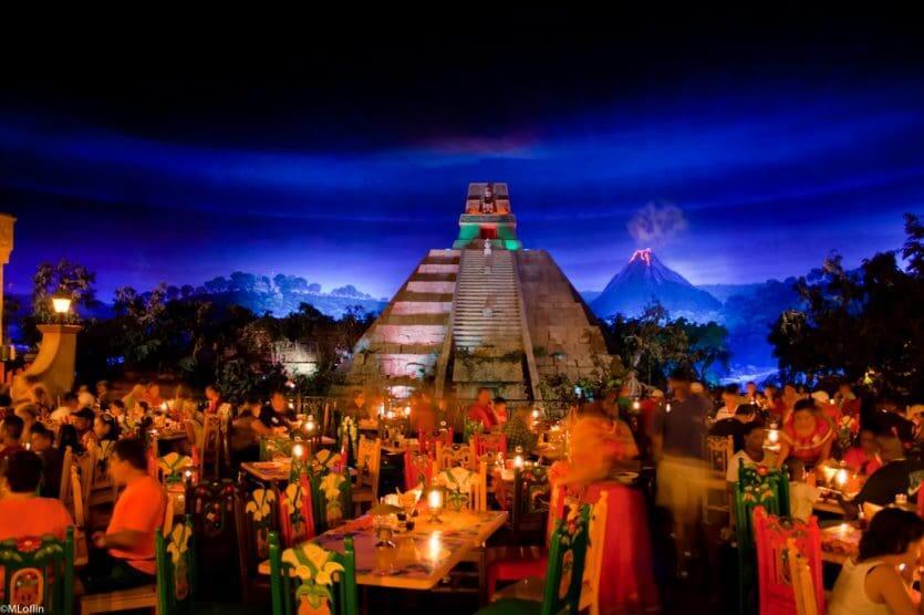 Roteiro 4 dias em Orlando: Pavilhão do México no Epcot