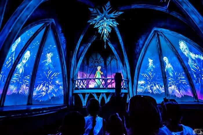 Conheça tudo de Frozen na Disney em Orlando: Frozen Ever After