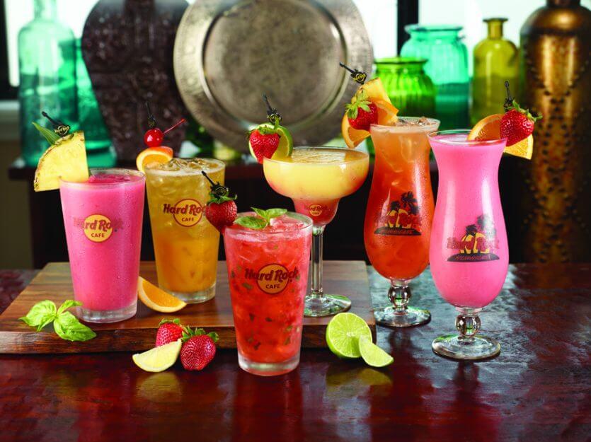 7 melhores cafés e bares de Orlando: Hard Rock Cafe em Universal CityWalk