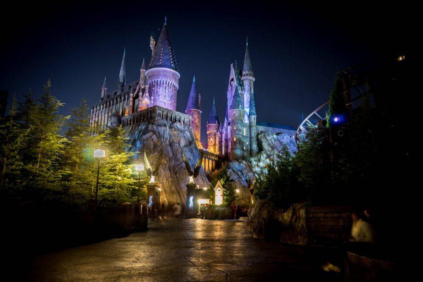 Show do Harry Potter no Islands of Adventure