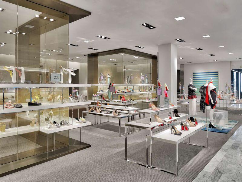 Onde comprar sapatos femininos em Orlando: loja Neiman Marcus
